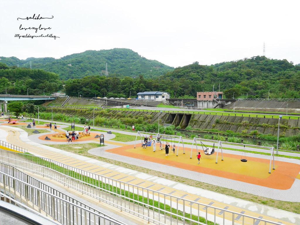 台北文山區政大附近踏青親子景點道南河濱公園 (4)