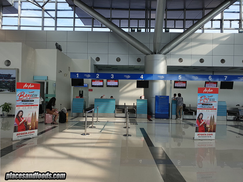 can tho airport airasia counter