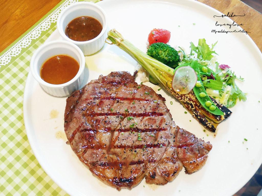 台北平價浪漫約會餐廳推薦LIRA義大利廚房牛排義大利麵套餐 (1)