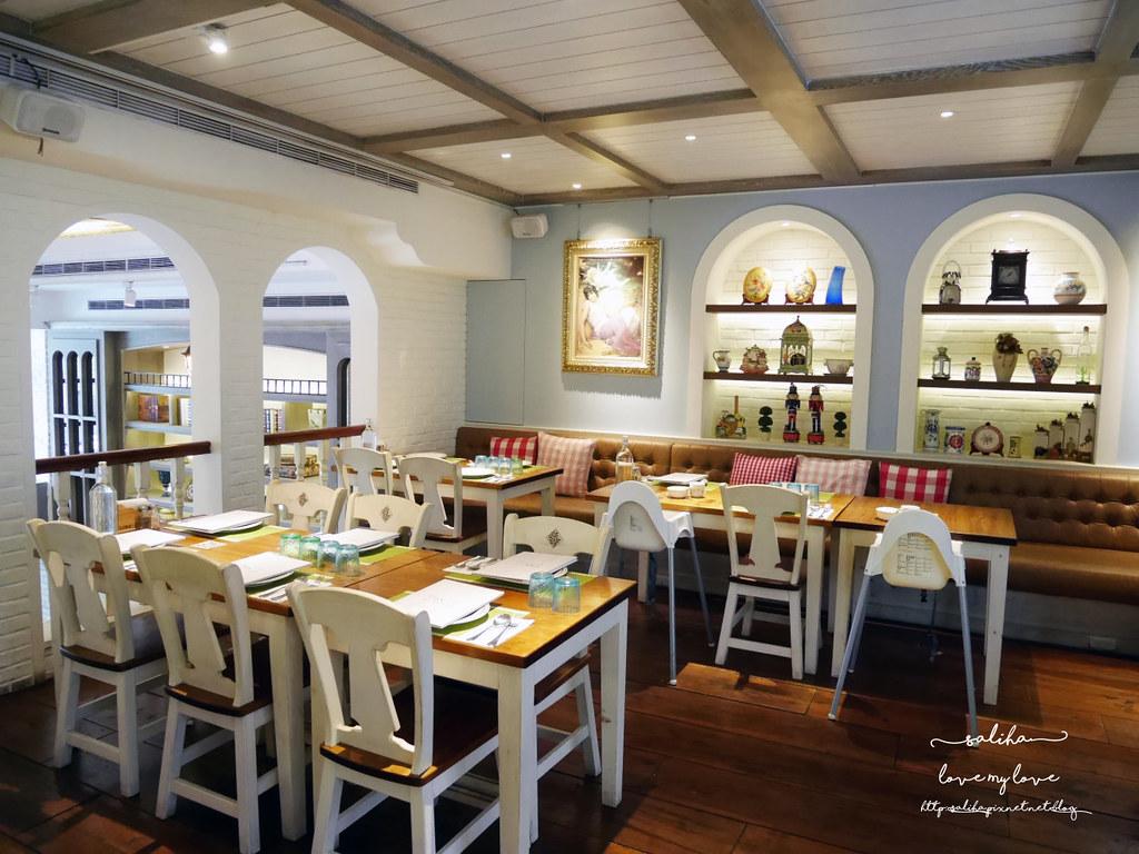 台北市文山區木新路氣氛好浪漫母親節約會餐廳推薦LIRA義大利廚房  (9)