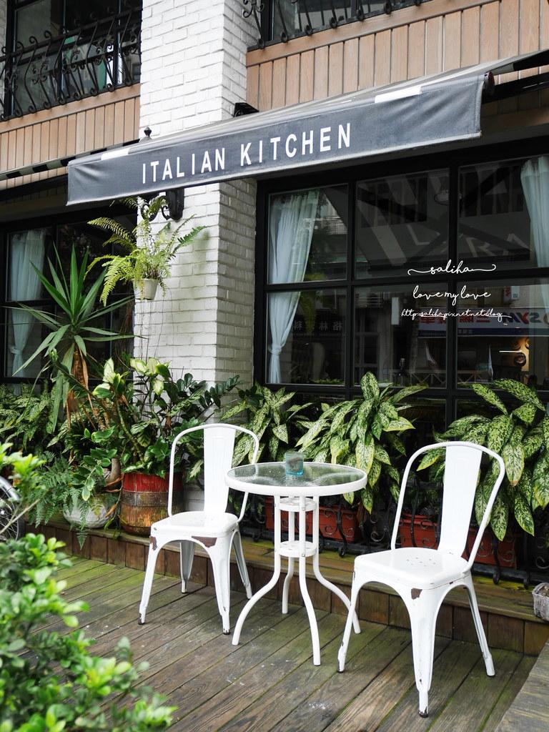台北市文山區木新路氣氛好浪漫母親節約會餐廳推薦LIRA義大利廚房  (1)
