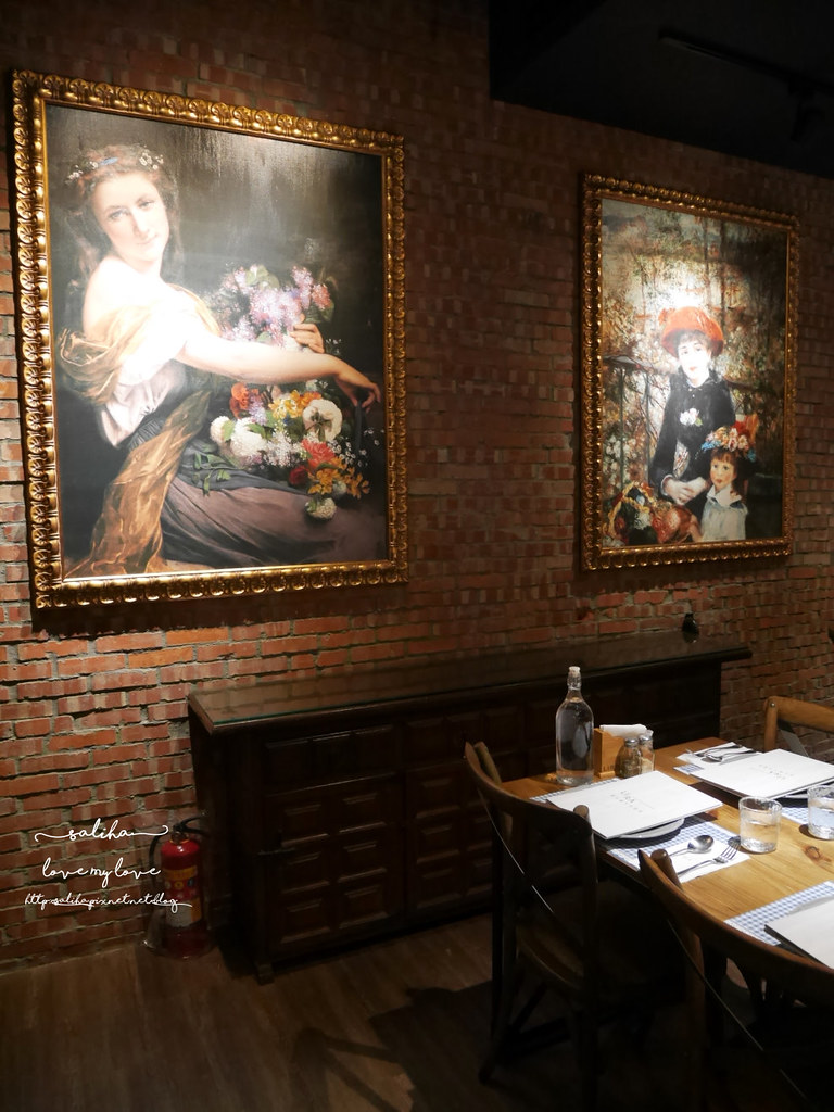 台北歐式平價浪漫約會餐廳推薦LIRA義大利廚房 (4)