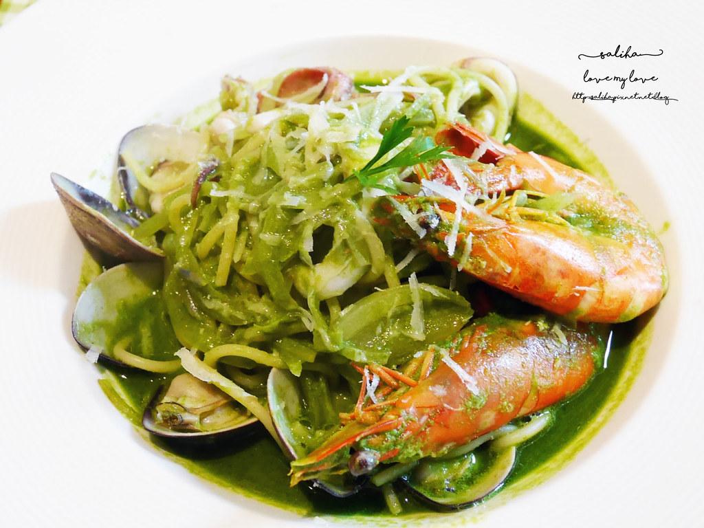 台北平價浪漫約會餐廳推薦LIRA義大利廚房樓中樓古典風情 (9)