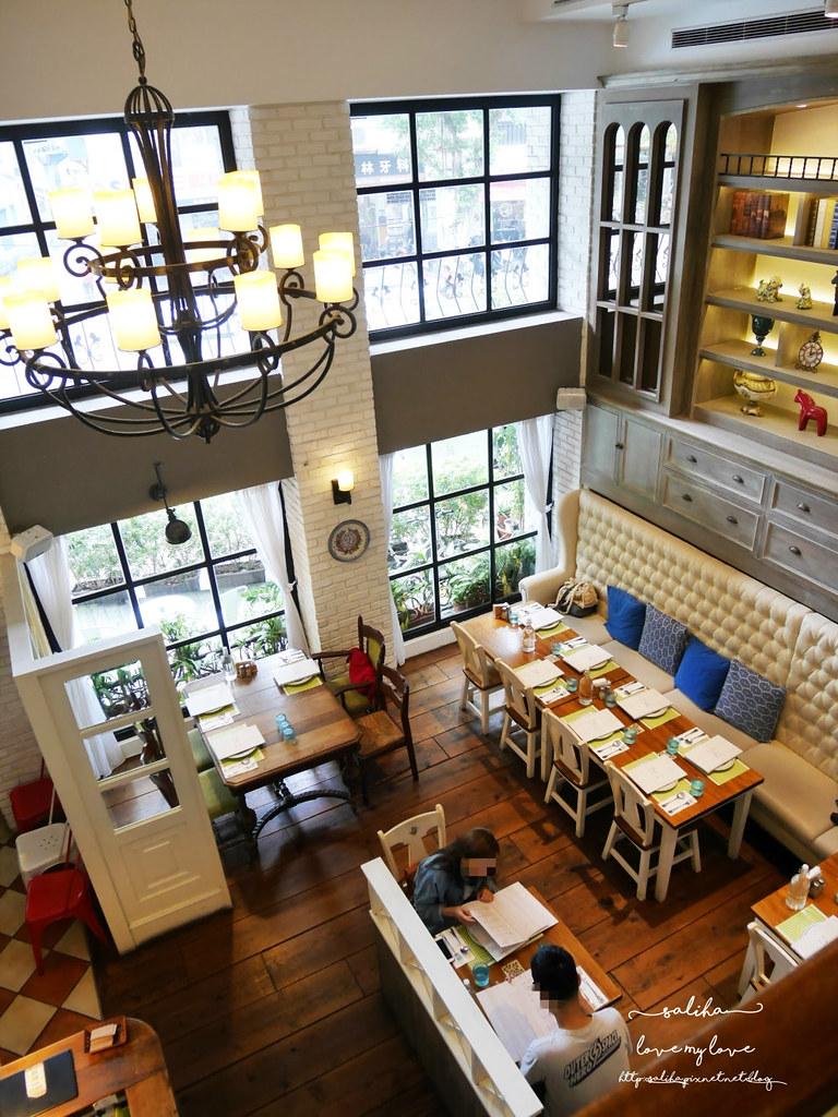 台北市文山區木新路氣氛好浪漫母親節約會餐廳推薦LIRA義大利廚房  (8)