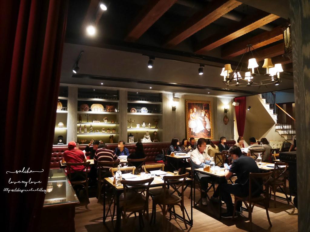 台北歐式平價浪漫約會餐廳推薦LIRA義大利廚房 (1)