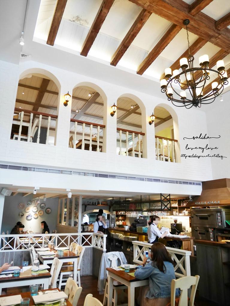 台北市文山區木新路氣氛好浪漫母親節約會餐廳推薦LIRA義大利廚房  (12)