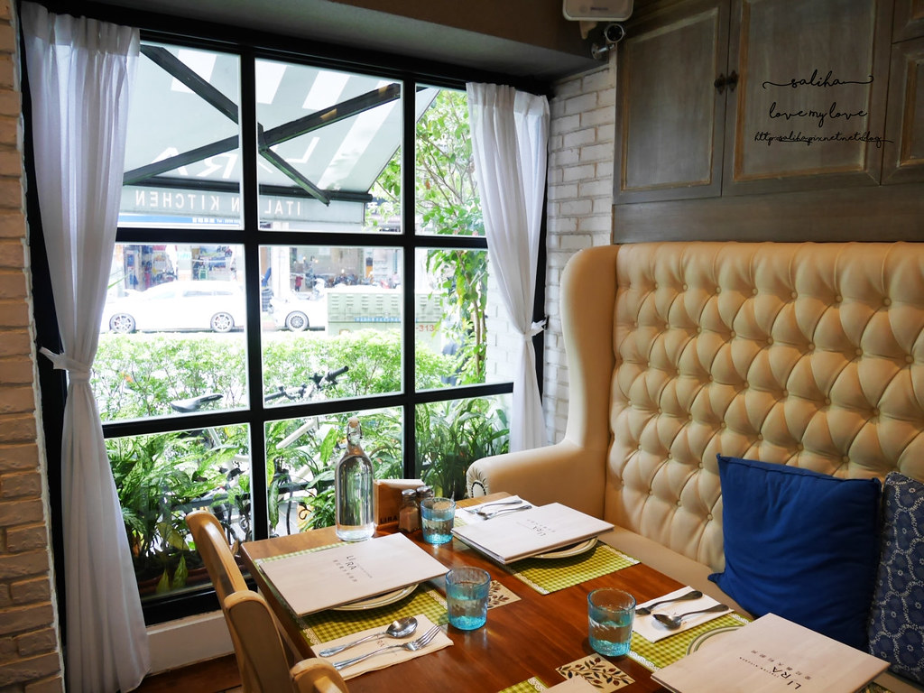 台北市文山區木新路氣氛好浪漫母親節約會餐廳推薦LIRA義大利廚房  (6)