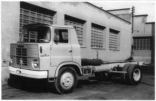 camió Rubel HS11 p fàbrica