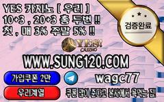 예스카지노 SUNG120.COM 예스카지노주소