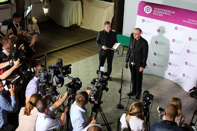 383. ZP KEP, Konferencja Prasowa, Wałbrzych 2019 r.