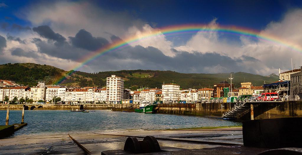 El arco iris
