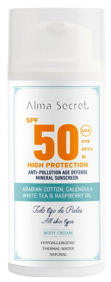 Alma Secret protector corporal
