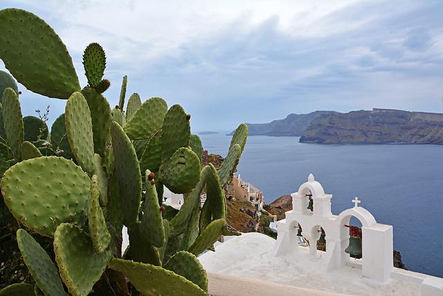 Vista Mare ... Oia - Santorini