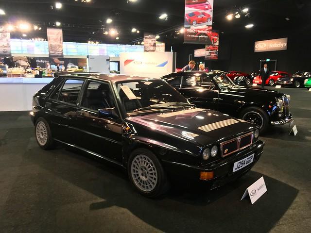 1991 Lancia Delta HF Integrale Evoluzione 1