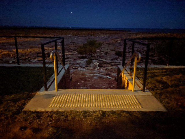 Nightcliff Waiting for the Tide