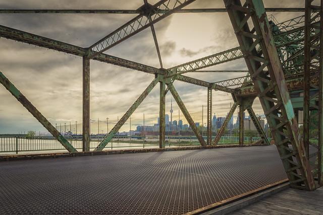Cherry Street Strauss Trunnion Bascule Bridge