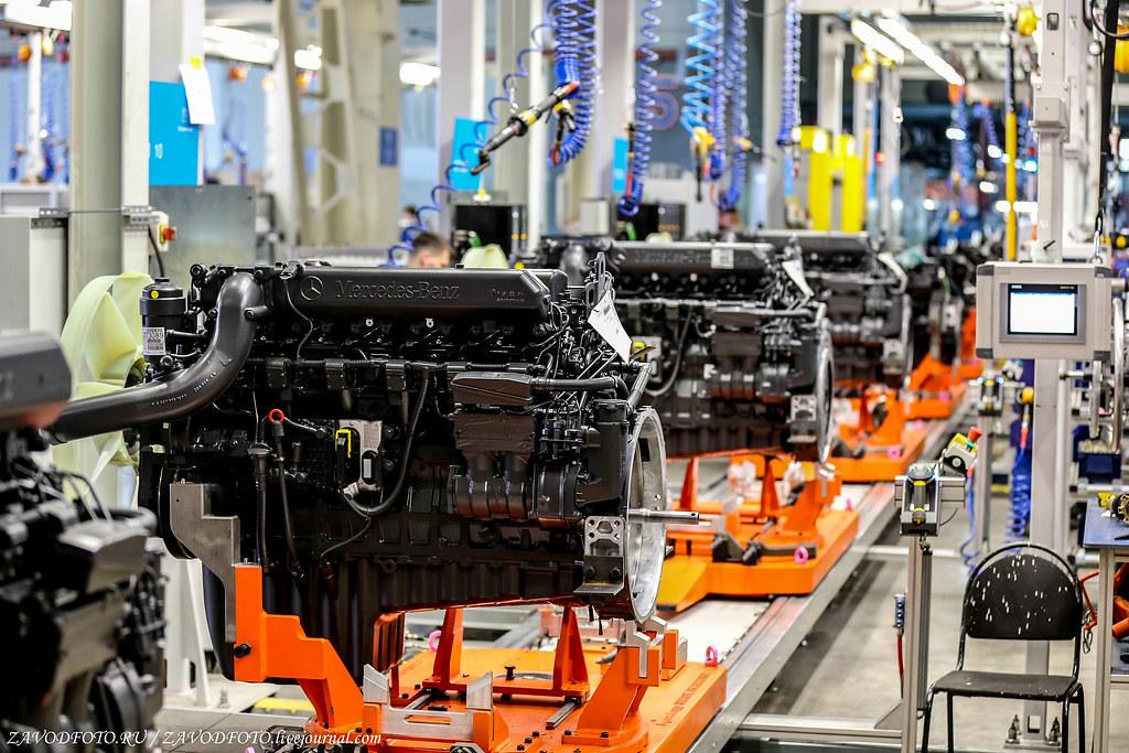 Немецкие машиностроители плачут из-за российских санкций