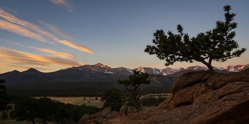 co colorado estespark morrainepark nature pentaxda14mmf28 pentaxk5 rmnp rockymountainnationalpark sunrise landscape panorama tbt