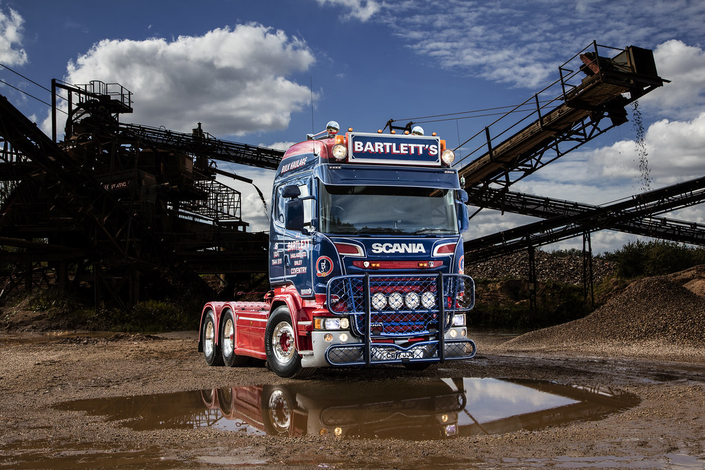 JJ Bartlett Haulage Limited