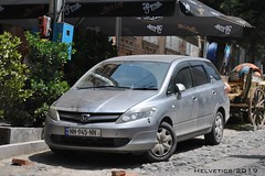 Honda Airwave - Georgia