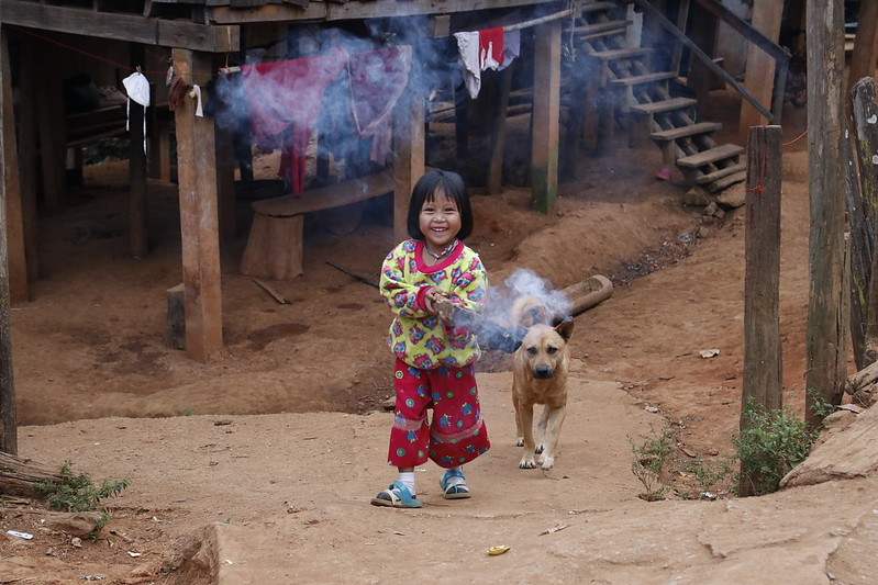 Black Lahu, Northern Thailand