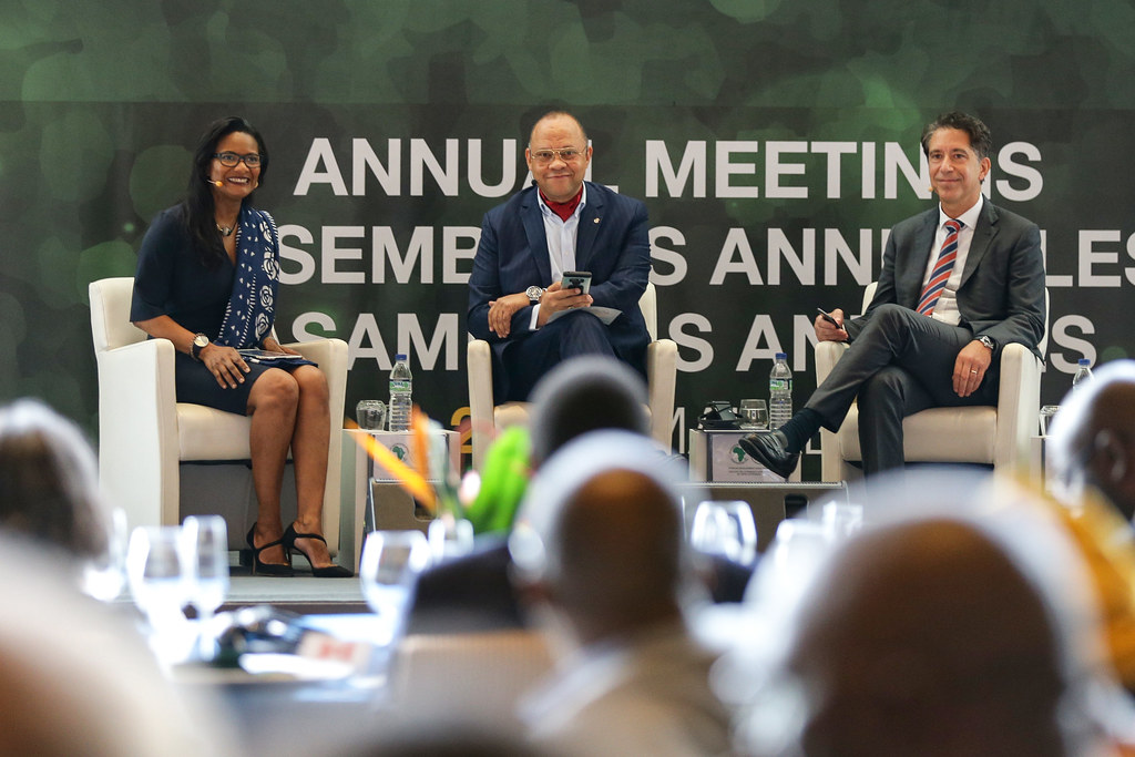 Malabo AfDB Annual Meetings Day 3 - Financial Presentation Luncheon