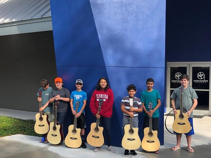 No Fret Guitar Camp 2019