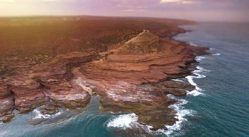 sunrise redbluff kalbarri westernaustralia
