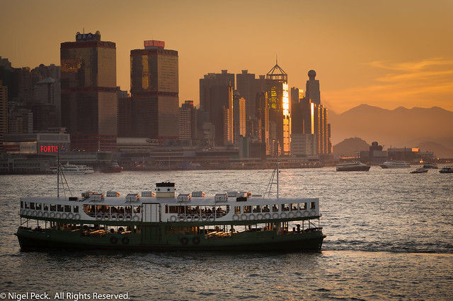 Star Ferry Sunset Cruise