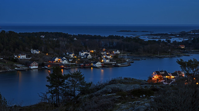 Rønnes, Grimstad, Norway