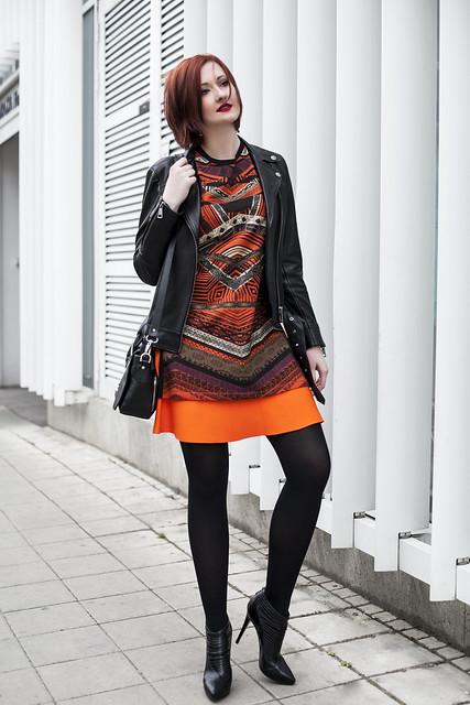 Black&Orange 1