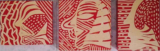 ציור לבית לסלון למשרד לעסק אמנות ישראלית מירית בן נון