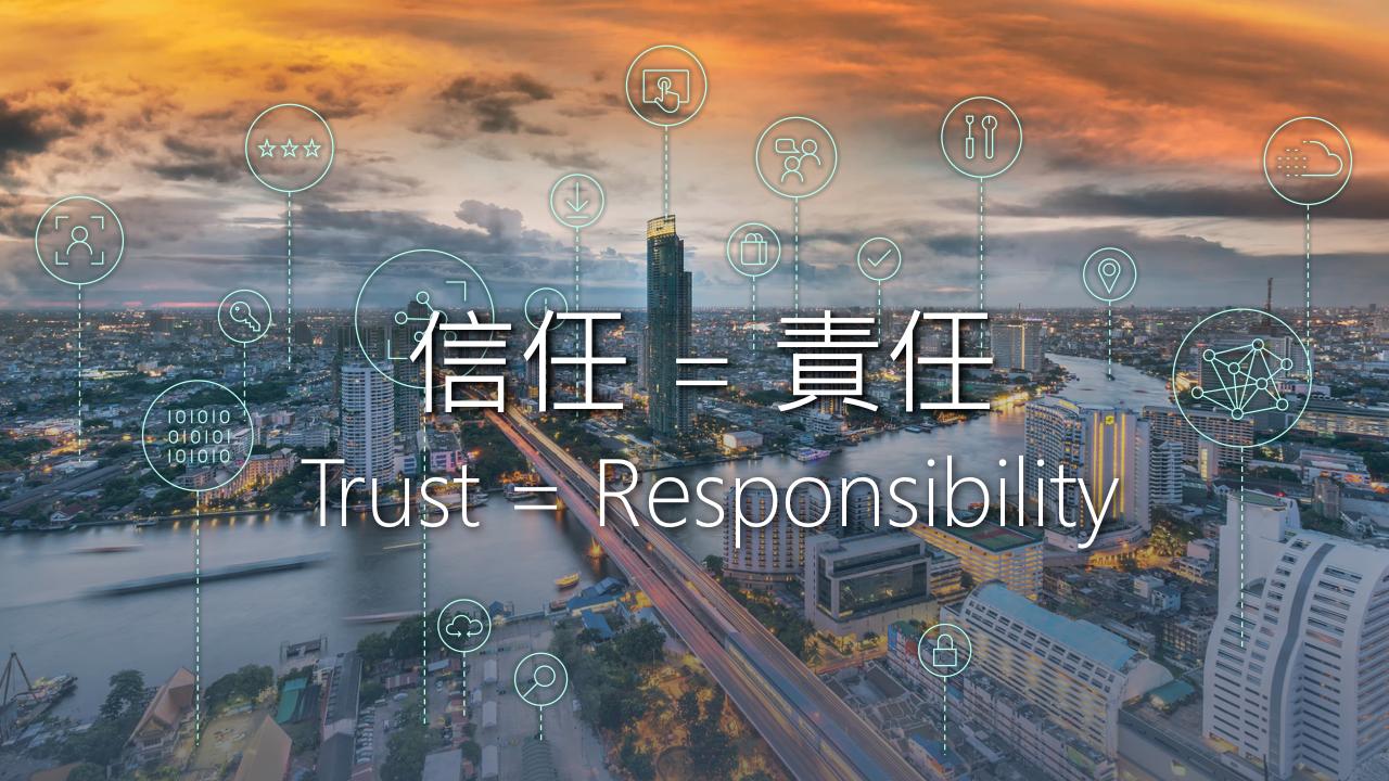 微軟發表數位服務信任度報告  直指製造/電信/媒體三大產業最不被信任