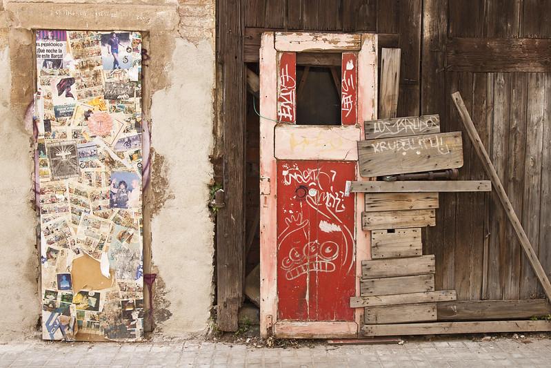 Poblenou Doors