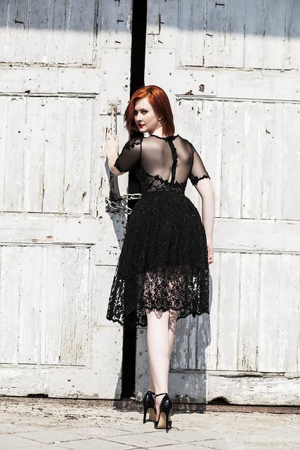 Magical black dress 2