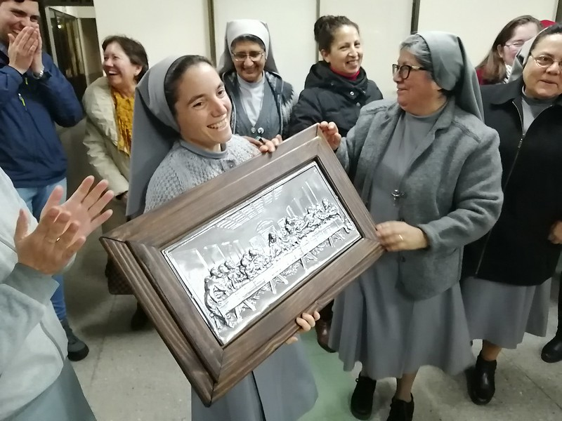 Celebración día de Santa María Rosa Molas