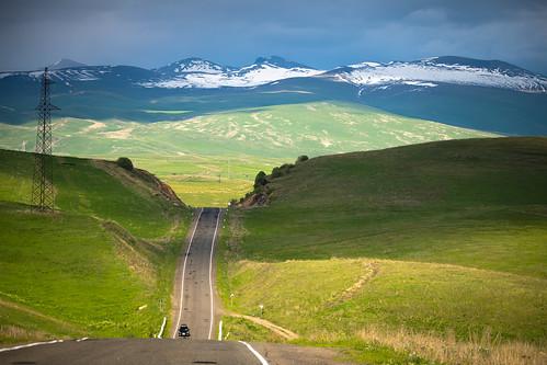 armenia syunikprovince theroad southernarmenia