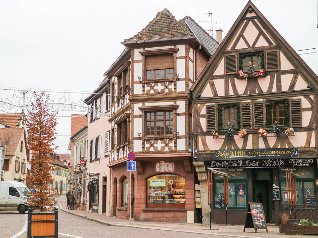 Obernai, un imprescindible en Alsacia