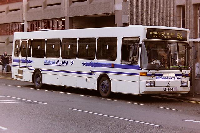 MIDLAND BLUEBIRD 53 L553GMS