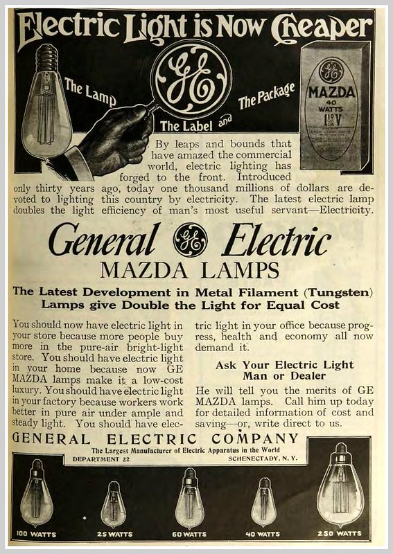 General Electric 1910