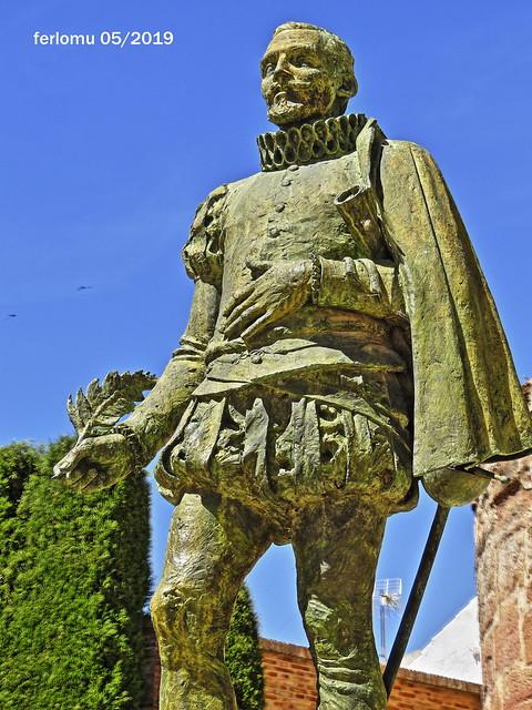 Alcázar de San Juan (Ciudad Real) 09 Cervantes