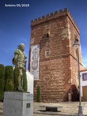 Alcázar de San Juan (Ciudad Real) 10 Cervantes y torre