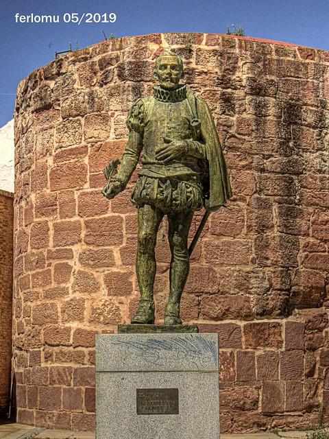 Alcázar de San Juan (Ciudad Real) 08 Cervantes
