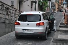 VW Tiguan - Kazakhstan, Atyrau