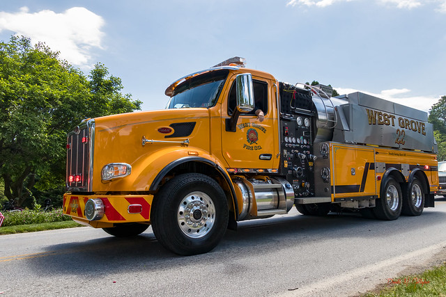 Tanker 22 - West Grove Fire Company