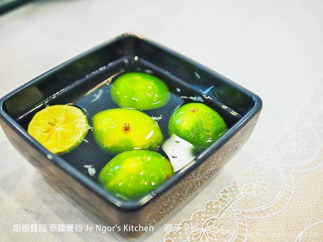 姐娥餐館 泰國曼谷 Je Ngor's Kitchen 41