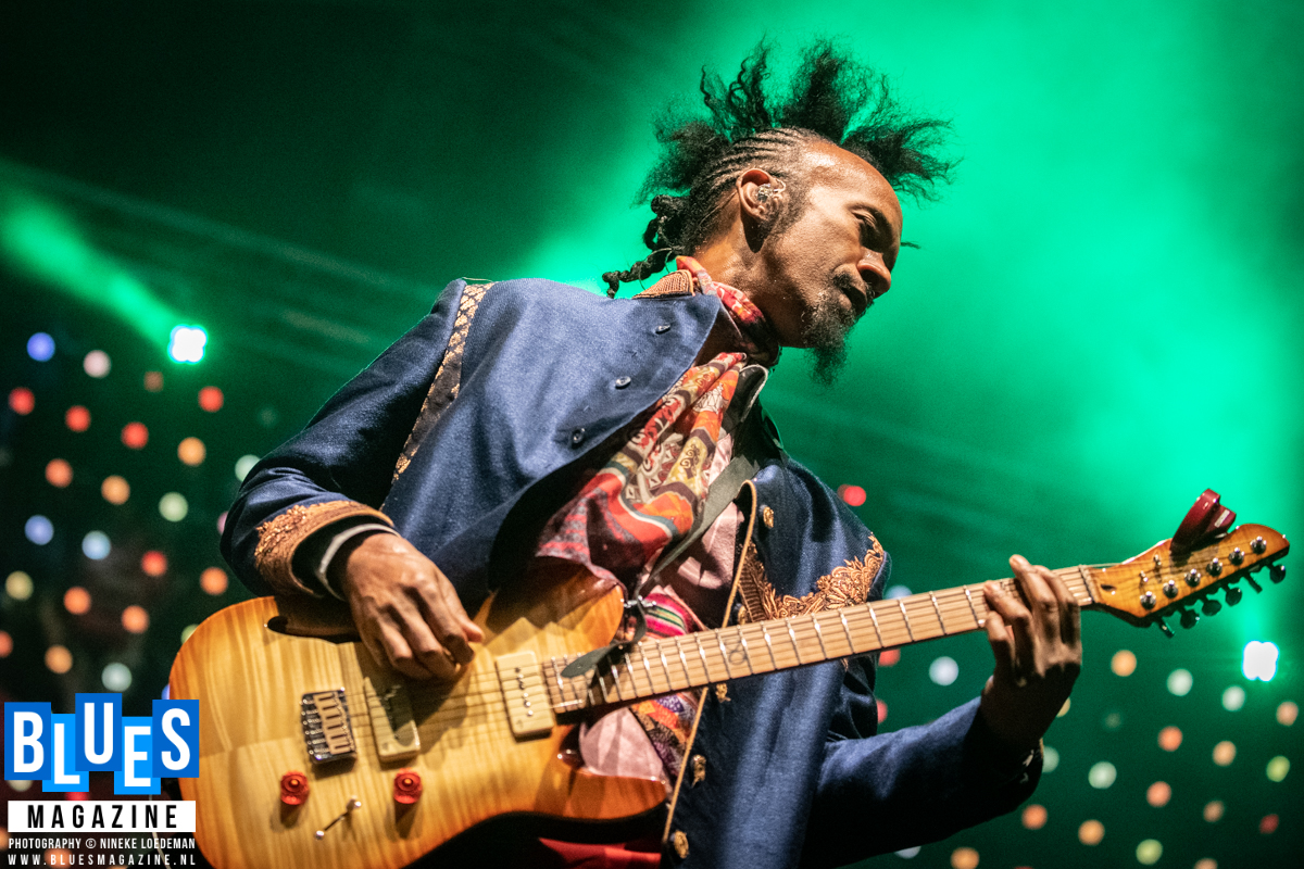 Fantastic Negrito @ Grolsch Blues Festival 2019-11