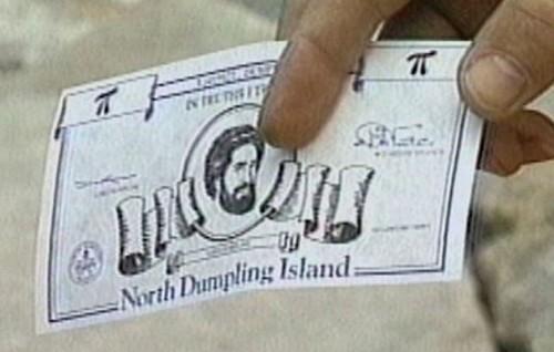 North Dumpling Island currency