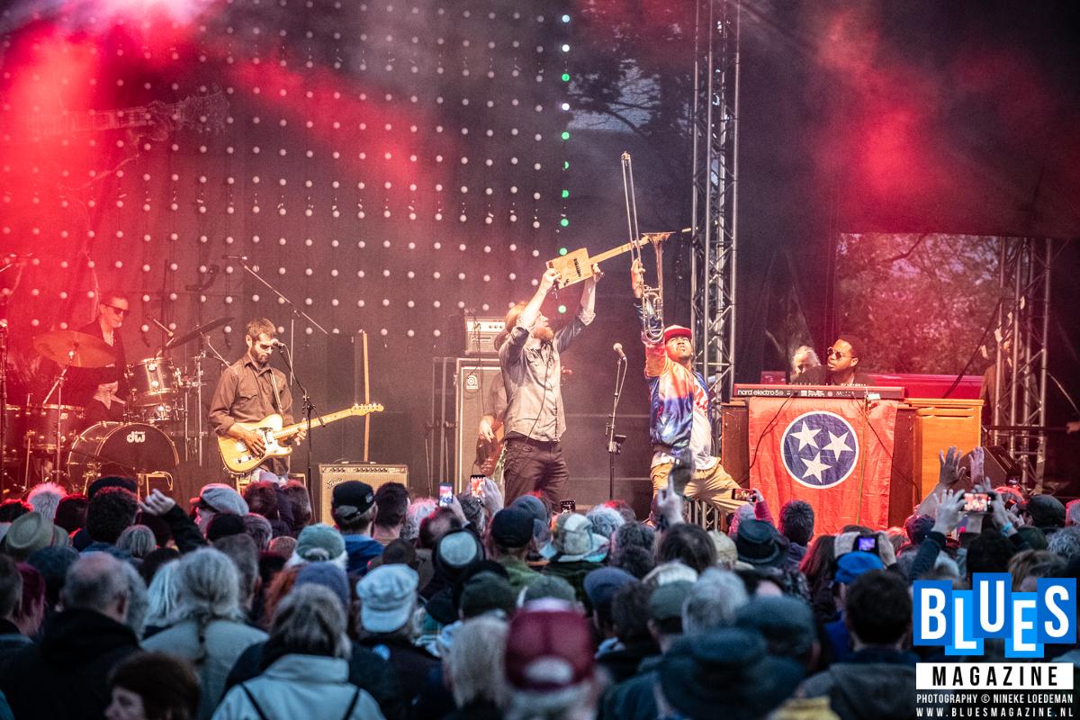 Ghost Town Blues Band @ Grolsch Blues Festival 2019-25