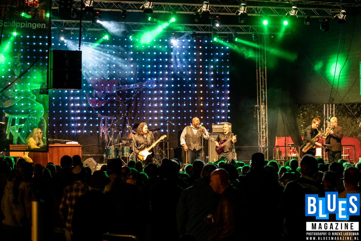 Sugaray Rayford @ Grolsch Blues Festival 2019-17